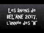 les ânons de Bel'Âne 2017 en musique